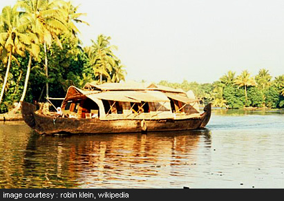 Allepey backwaters, holiday packages in Alleppey, honeymoon packages in Alleppey