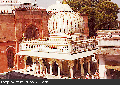 Nizamuddin Auliya Dargah, holiday packages in New Delhi, honeymoon packages in New Delhi