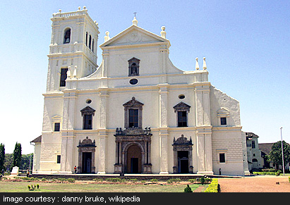 Se Cathedral, holiday packages in Goa, honeymoon packages in Goa