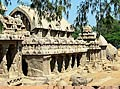 Rathas at Mahabalipuram, holiday packages in Mahabalipuram, honeymoon packages in Mahabalipuram