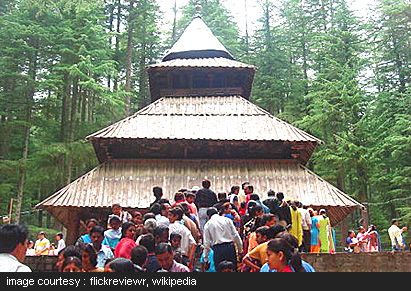 Hadimba Temple, holiday packages in Manali, honeymoon packages in Manali