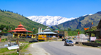 Manali Adventure Packages