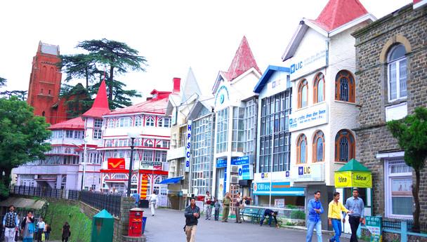 Shimla Weekend Getaways Packages