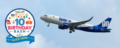 Go Grab GoAir Offers