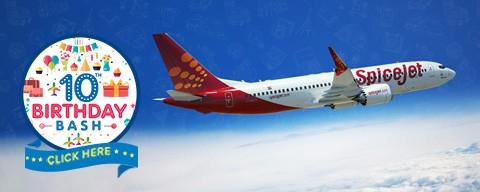 Domestic air fares starting ₹439