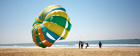 Goa Fly & Stay Packages