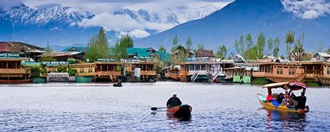 Kashmir- Heaven on Earth