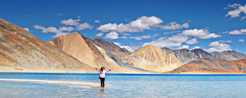 Ladakh Fly and Stay