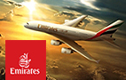 Save big with Emirates
