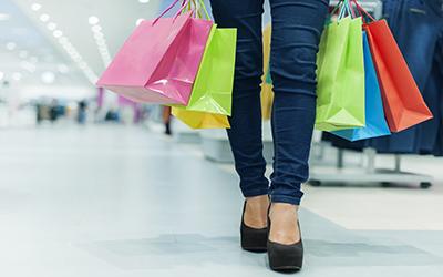 Shopping in darjeeling