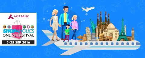Save up to ₹800 on flights