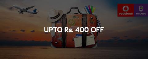 Up to ₹400 cashback