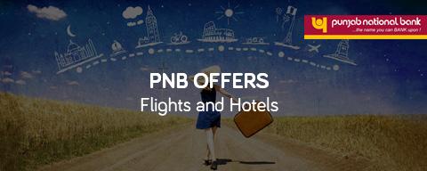Discounts on Flights & Hotels
