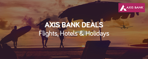 Exciting offers on Flights, Hotels & Holidays