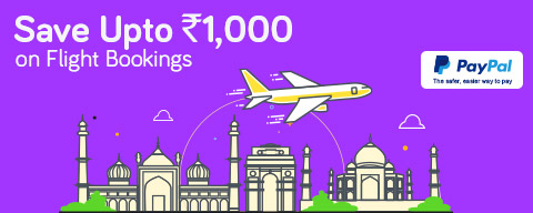 Use Paypal to Book Flight Tickets