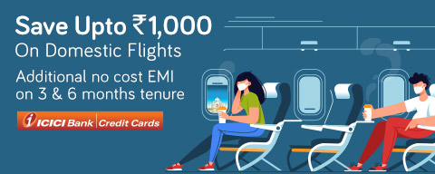 Offer on ICICI Bank Credit Cards