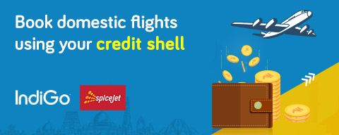 Airlines Credit Shell