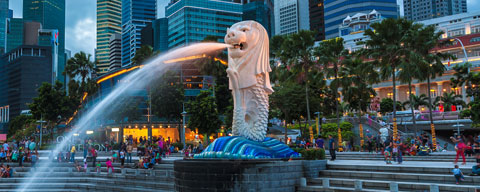 Explore Singapore with exciting activities starting Rs. 109 onward