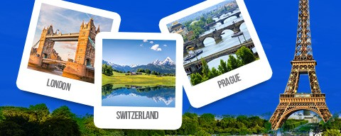 Your Dream Europe Holiday