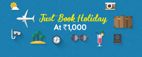 Just Book It - Holidays Offers