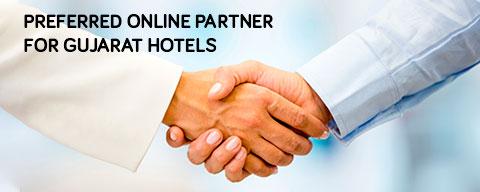 Preferred Online Partner for Gujarat Hotels