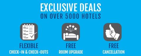 Freebies on Hotels!