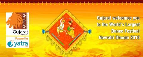 Celebrate Navratri in Gujarat