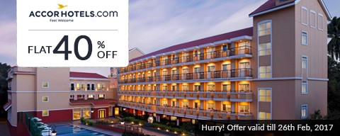 Exclusive Offer on Accor Hotels