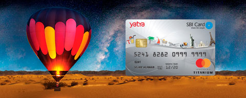 ₹4,000 Off with Yatra SBI card