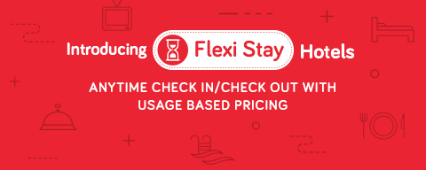 Flexi Stay Yatra Hotels