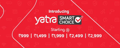 Prices starting Rs. 999