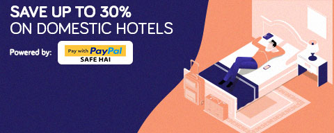 Use Paypal to Book Hotels
